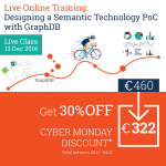 Semantic Technology training - cyber monday discount