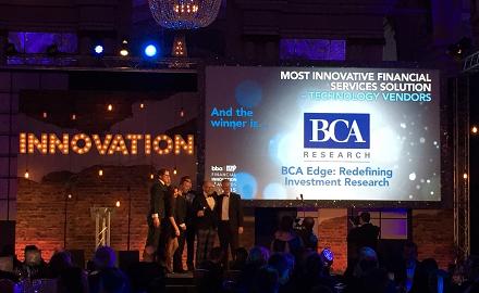 BCA awards