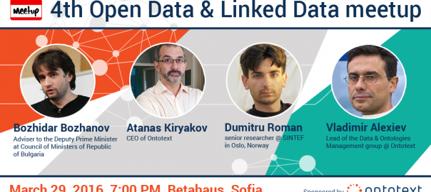 4th Open & Linked Data Meetup