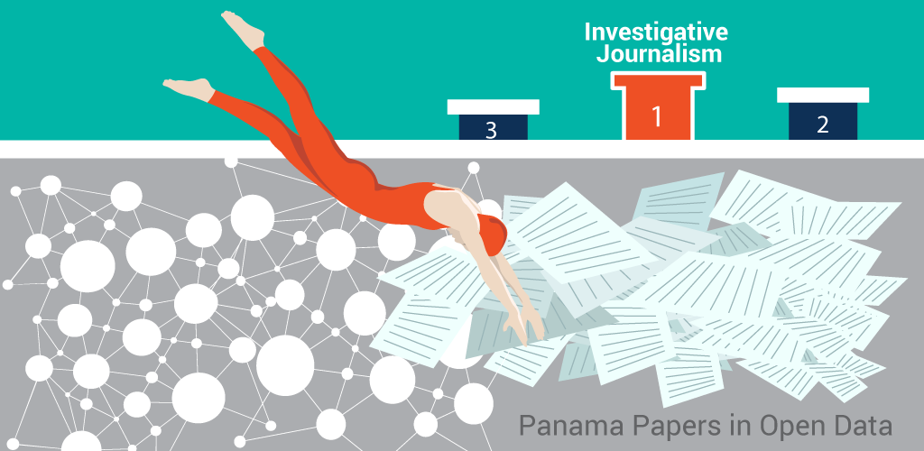 Diving in Panama Papers and Open Data