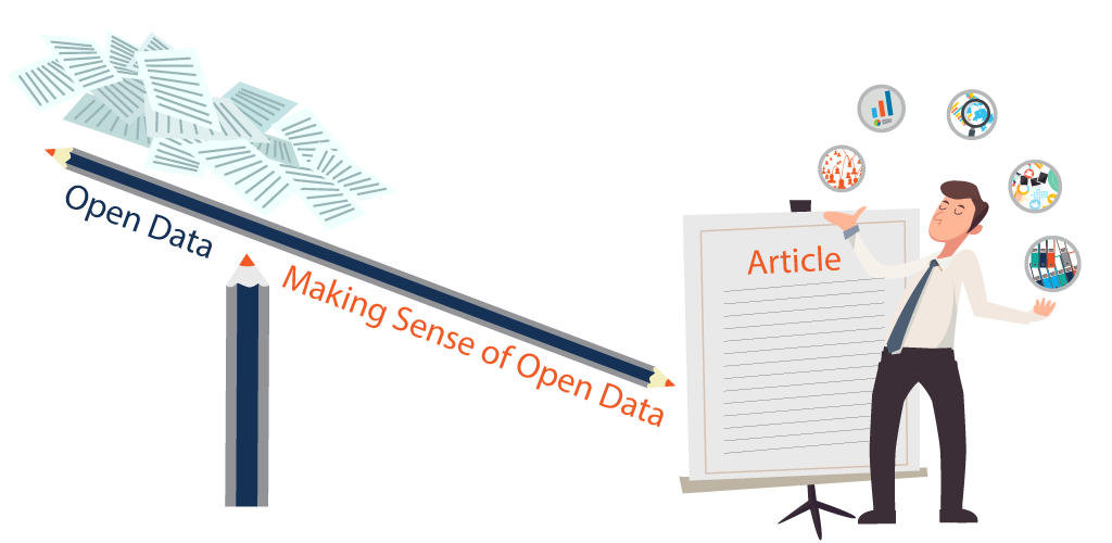 Journalism in the Age of Open Data