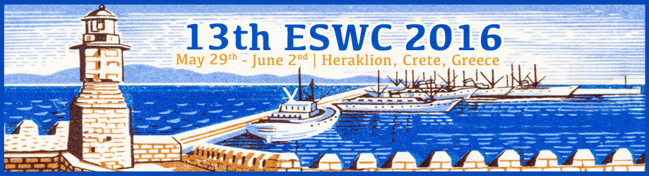 European Semantic Web Conference (ESWC) 2016
